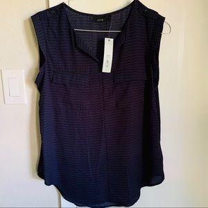 Apt. 9 Short Sleeve Blouse